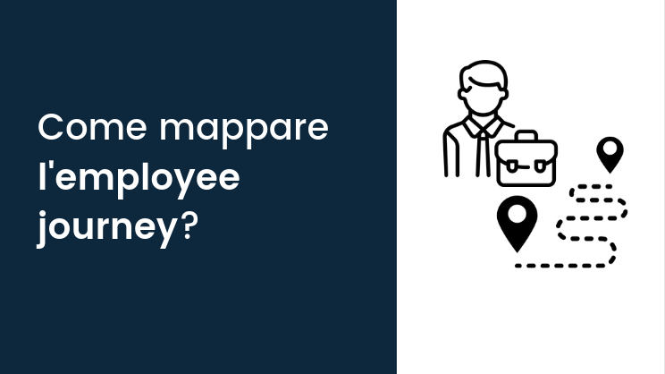come mappare l'employee journey