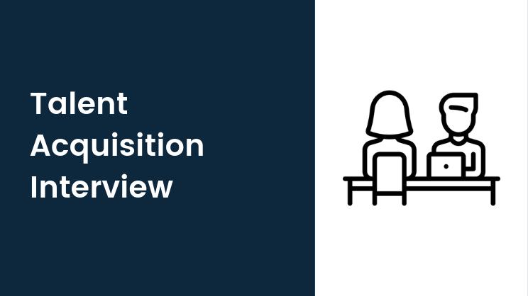 talent acquisition interview