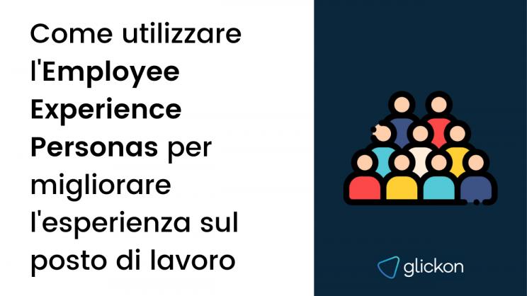 Employee Experience Personas