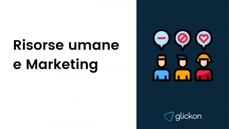 risorse umane e marketing